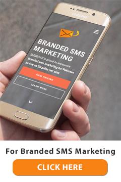 Branded SMS Marketing